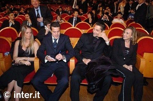 Materazzi wins footballers' association award