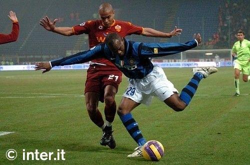Foto: Inter-Roma 1-1, le prime immagini