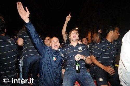 Photos: Nerazzurri night in Milan