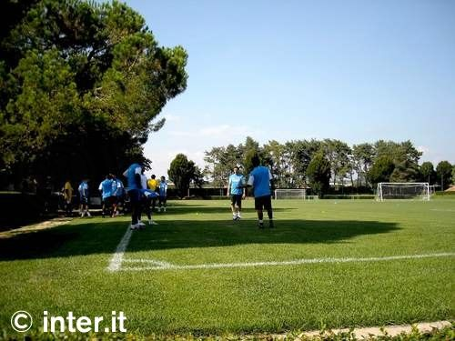 Photos: TIM Trophy preparations in Appiano