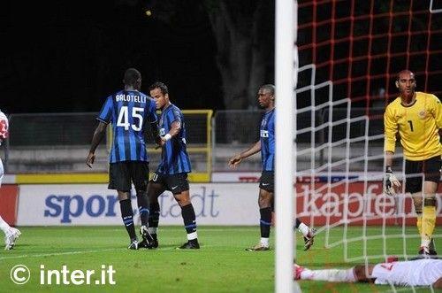 Photos: Inter beat Bahrain