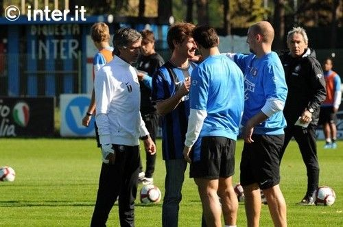 Photos: Inter bids farewell to Andrè Villas Boas