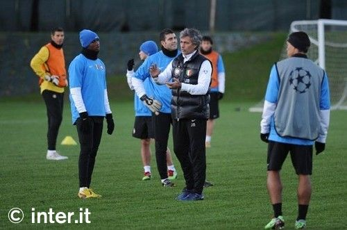More photos from the training HQ