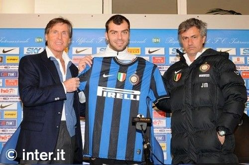 "Pandev: ""A dream to play for Inter"" 