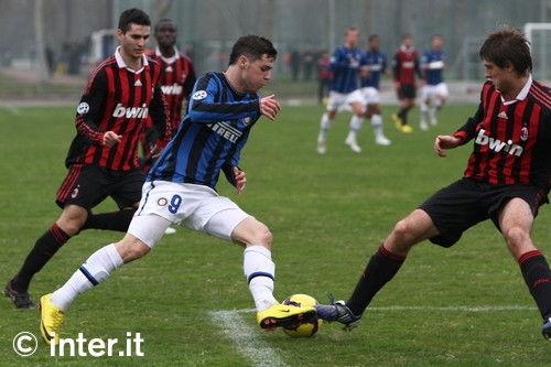 Primavera Photos Ac Milan 1 4 Inter News