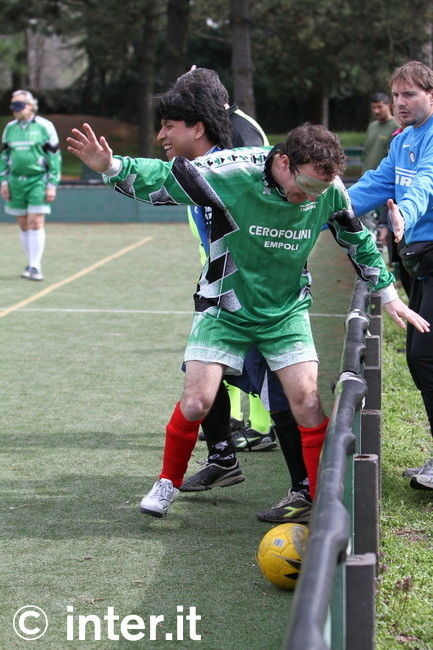 Photos: academy HQ hosts tournament for disabled players