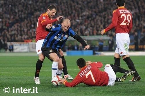 Photos: Roma 2-1 Inter