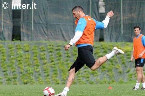 Foto: qui Appiano, aspettando Inter-Chievo
