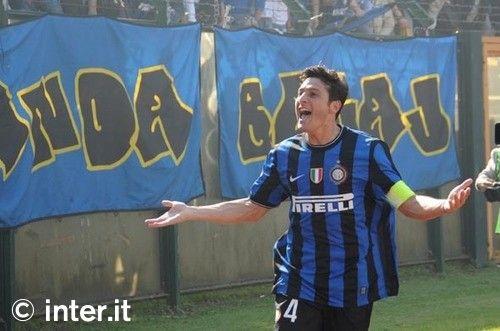 Javier Zanetti renews until 2013