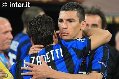 Photos: Inter crowned European champions