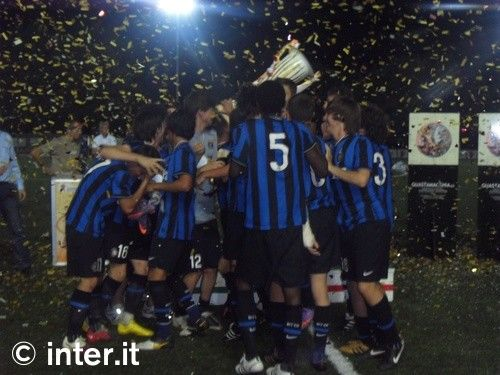 Photos: Under-16s win G.Scirea Cup