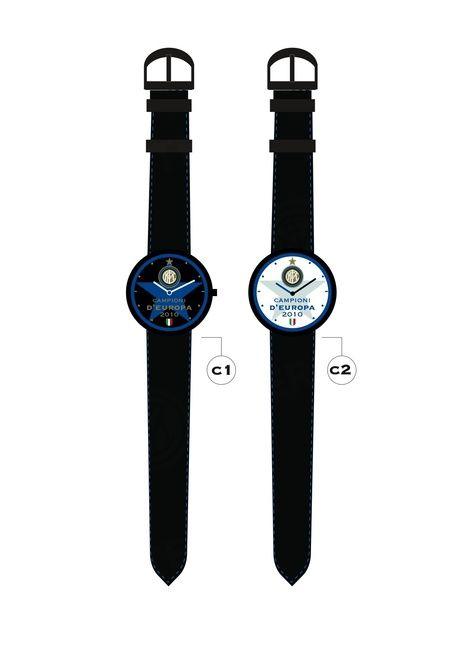 Orologi: in vendita i tre modelli ufficiali