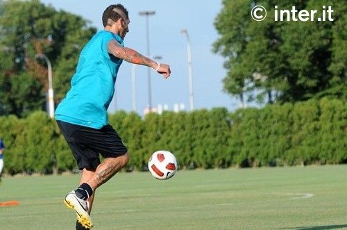 Photos: Inter at work close to the debut