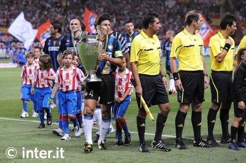 Photos: Inter v Atletico Madrid, the first half