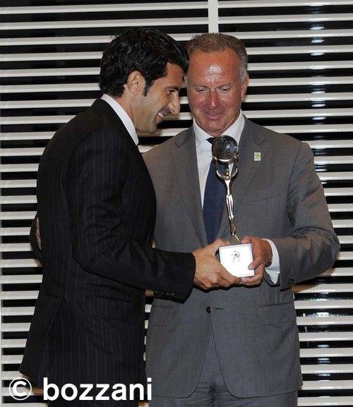 Inter unanimous winners of ECA award