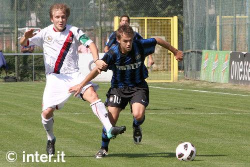 Foto: Primavera Tim Cup 1-0 contro il Bologna