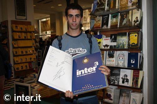 Photos: Zanetti and 'Inter 102, the perfect season'