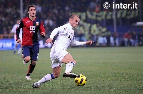 Italian Soccer Serie A Men Championship Inter Vs Genoa ...  |Genoa,-inter