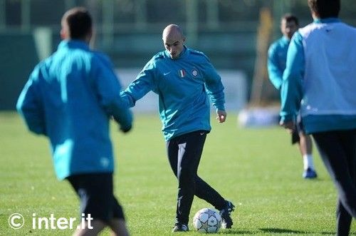 Photos: Inside training