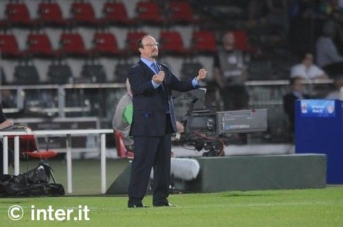 Abu Dhabi, Inter Channel: One on one with Benitez/3