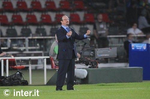 Abu Dhabi, Inter Channel: a tutto Benitez/3