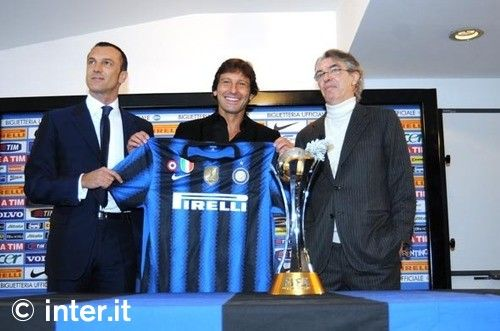 Foto: Leonardo, benvenuto all'Inter