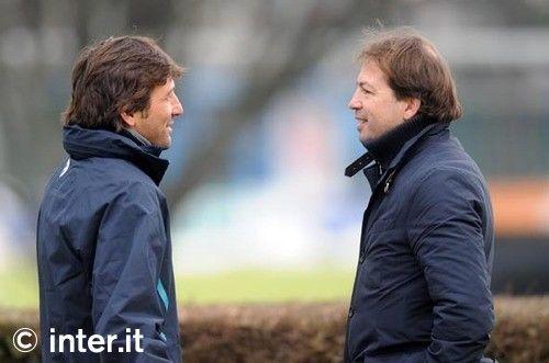 Foto: in campo con Leonardo c'è anche Eto'o