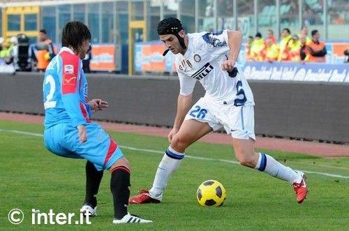 """Foto: Catania-Inter, rivivi la vittoria al """"Massimino"""""""