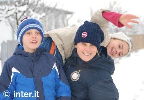 Foto: il sorriso dei bimbi di Inter Campus
