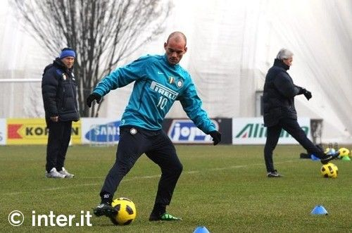 Photos: more pictures from training
