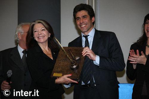 Foto: all'Inter il Premio Gianni Brera