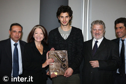 Photos: Inter win Gianni Brera award