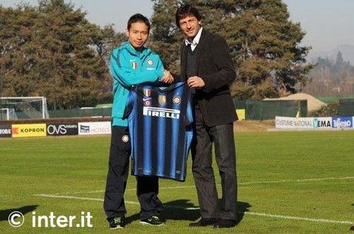 Photos: introducing... Nagatomo
