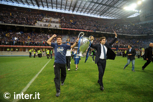 Foto: 9 marzo 2011, buon compleanno Inter