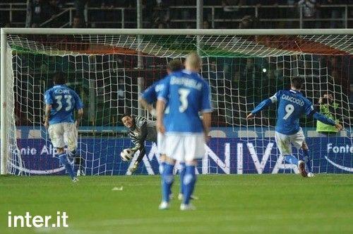 """Foto: Brescia-Inter, immagini dal """"Rigamonti"""""""