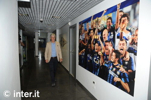 Photos: Gasperini, this is where it all begins...