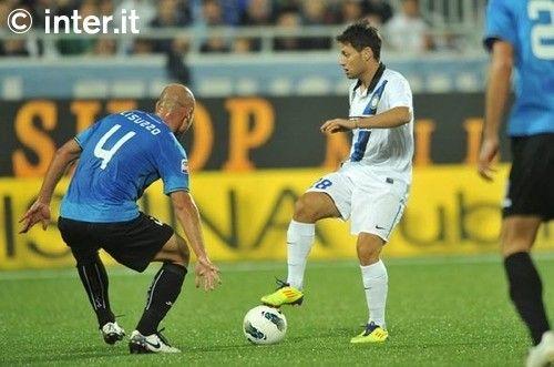 Photos: Novara v Inter, more pics of the match