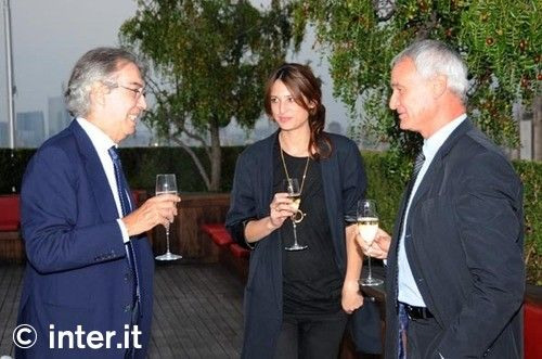 Photos:  Zanetti's party at Terrazza Martini