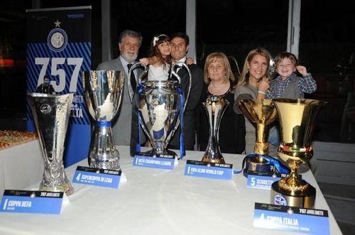 Foto: Zanetti 757, numeri, record e trofei