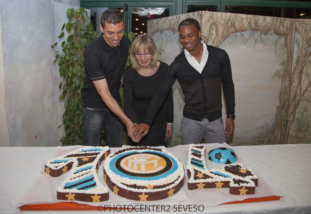 """Inter Club: a Lucio il """"Pirata d'Oro"""""""