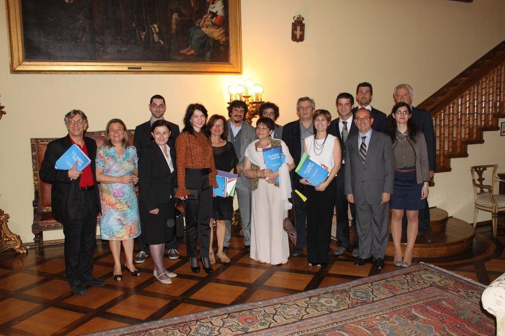 Inter Campus: a Bucarest con Chivu e don Colmegna