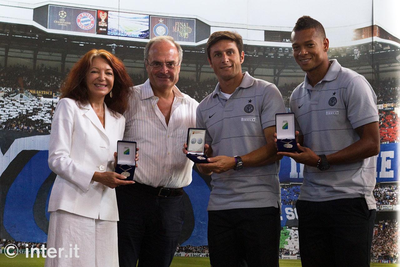 Foto: Wivi l'Inter, l'entusiasmo di Pescara