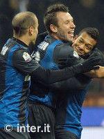 Foto: Inter, l'esordio in Tim Cup è vincente