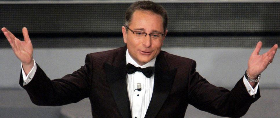 """Paolo Bonolis """"Il rigore, una sceneggiatura già scritta"""""""
