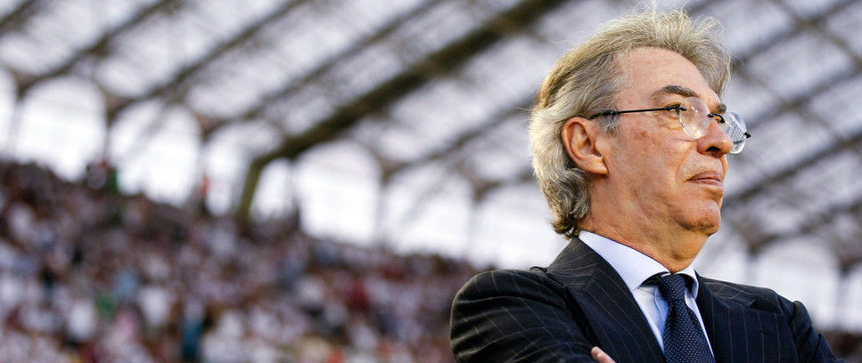 "President Moratti: ""One game at a time, we'll see how far we can go"""