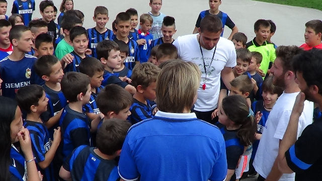 Inter Campus in Bosnia and Herzegovina: football that unites