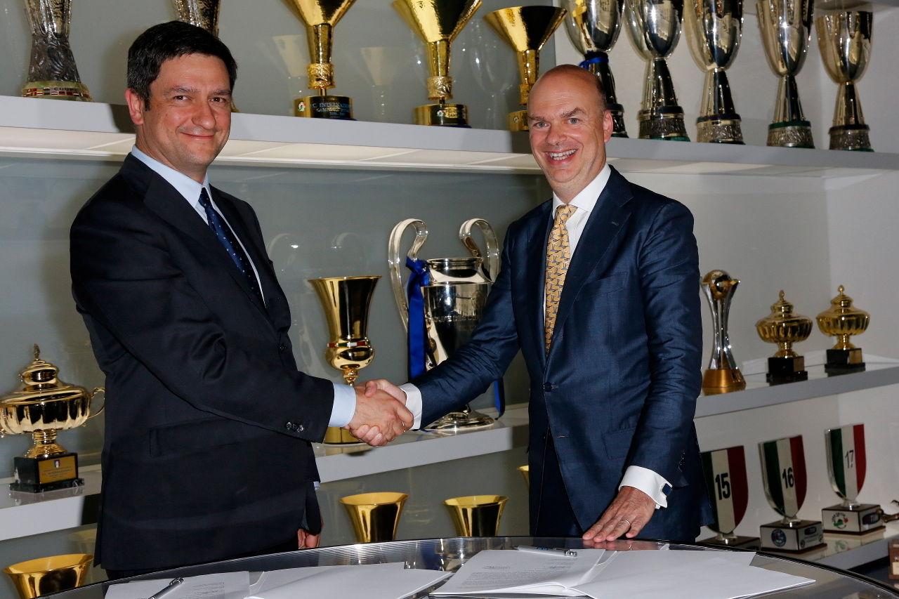 Inter e Deutsche Bank, la nuova sinergia