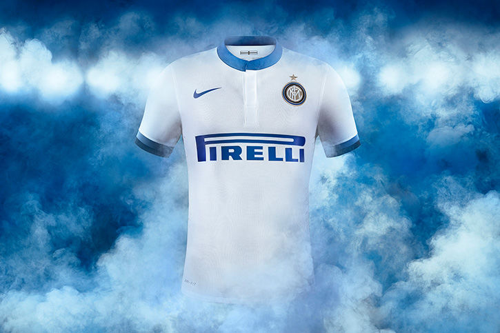 Inter and Nike, new shirts for 2013/14