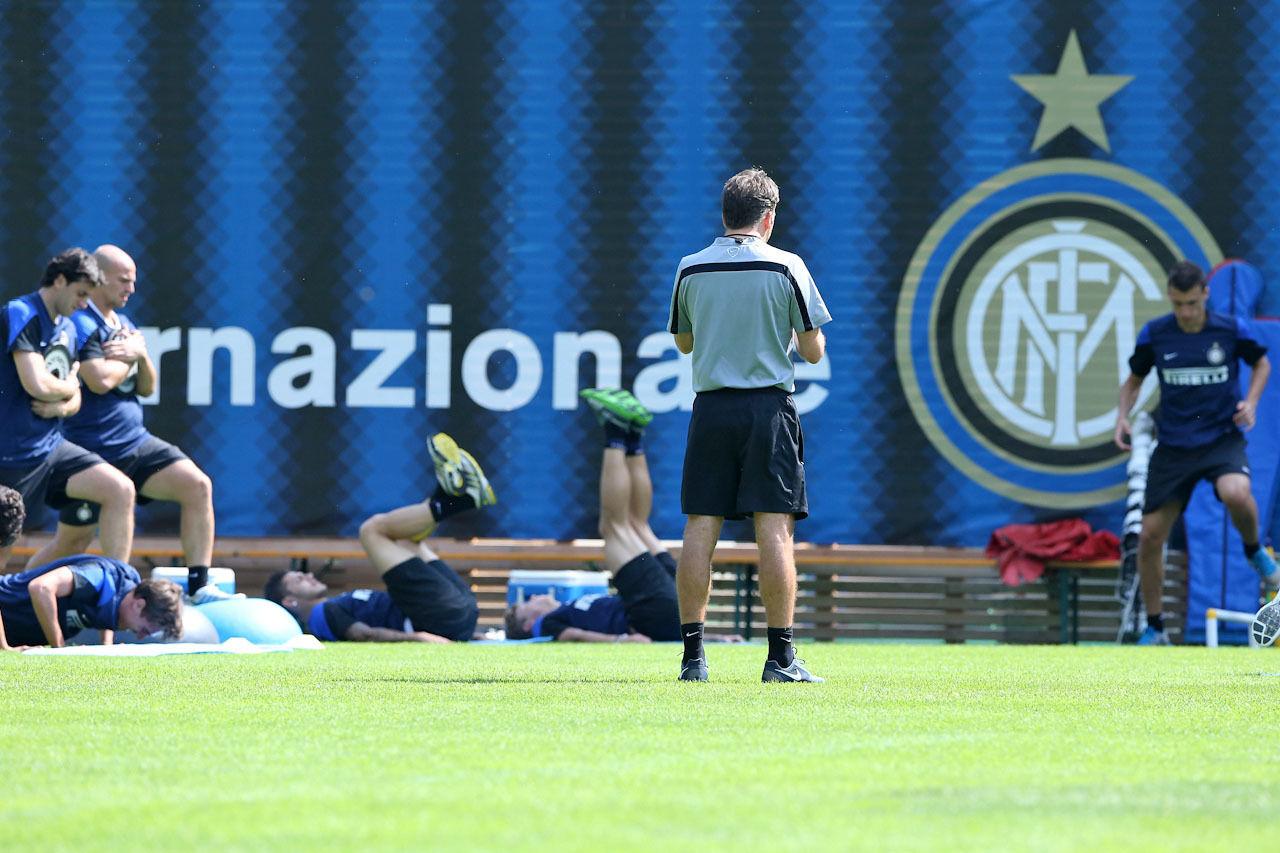 フォト:GKコーチ、ヌンツィオ・パパーレの指導の下で