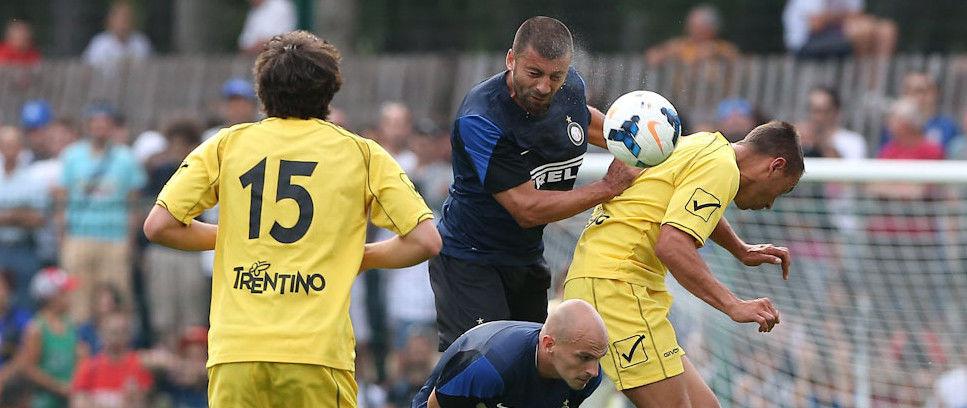 Inter 3- Trentino Team 0: marcan Palacio, Capello y Álvarez